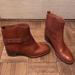 New J.Crew Brown Boots SZ 7